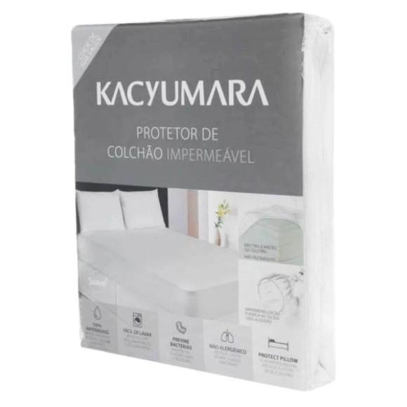 PROTETOR COLCHAO KING  IMPERMEÁVEL  KACYUMARA
